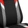 car seat covers FB033102 red 03