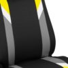 car seat covers FB033102 yellow 03