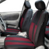car seat covers FB036102 burgundy 03