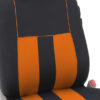 car seat covers FB036102 orange 02