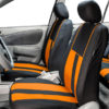 car seat covers FB036102 orange 03