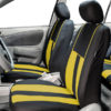 car seat covers FB036102 yellow 03