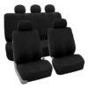 car seat covers FB036115 black 01