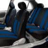 car seat covers FB036115 blue 05