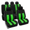 car seat covers FB036115 green 01