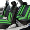 car seat covers FB036115 green 05