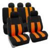 car seat covers FB036115 orange 01