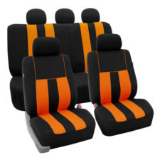 car seat covers FB036115 orange 01