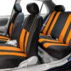 car seat covers FB036115 orange 05