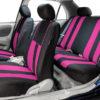 car seat covers FB036115 pink 05