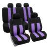 car seat covers FB036115 purple 01