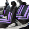 car seat covers FB036115 purple 04