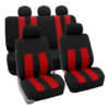 car seat covers FB036115 red 01