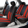 car seat covers FB036115 red 05
