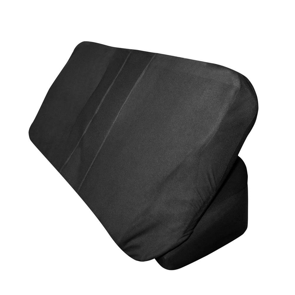 Full Coverage Flat Cloth Seat Covers - Rear material