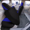 car seat covers FB039013 blue 02