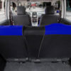 car seat covers FB039013 blue 05