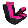 car seat covers FB039013 pink 09
