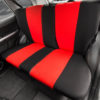 car seat covers FB039013 red 01
