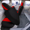 car seat covers FB039013 red 02