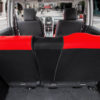 car seat covers FB039013 red 05