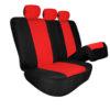 car seat covers FB039013 red 10