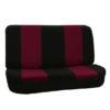 car seat covers FB050012 burgundy 02