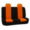 car seat covers FB050012 orange 01