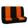 car seat covers FB050012 orange 02