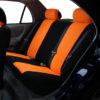 car seat covers FB050012 orange 03