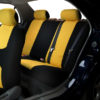 car seat covers FB050012 yellow 03