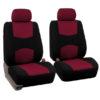 car seat covers FB050102 burgundy 01