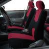 car seat covers FB050102 burgundy 03