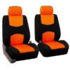 car seat covers FB050102 orange 01