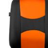 car seat covers FB050102 orange 02