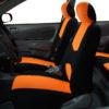 car seat covers FB050102 orange 03