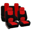 car seat covers FB050114 red 01