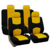 car seat covers FB050114 yellow 01