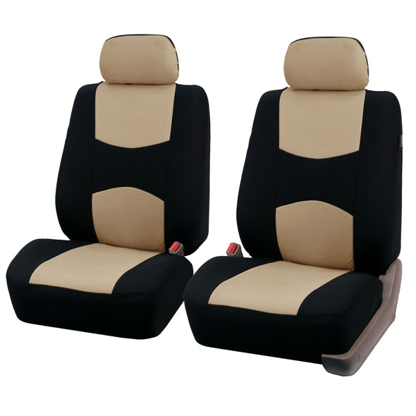 Multifunctional Flat Cloth Seat Covers - Front