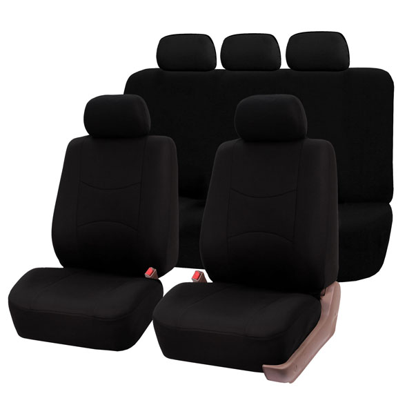 car seat covers FB051115 black 01