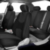 car seat covers FB051115 black 06