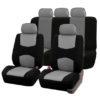 car seat covers FB051115 grayblack 01
