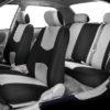 car seat covers FB051115 grayblack 06