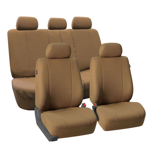 Supreme Cloth Seat Covers - Full Set