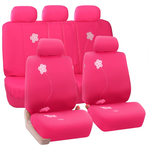 car seat covers FB053115 pink 01