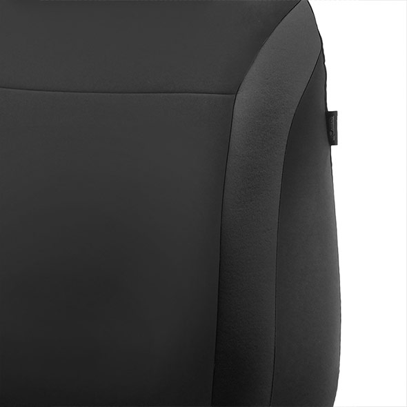 Cosmopolitan Seat Covers - Rear material