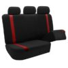 car seat covers FB054013 red 03