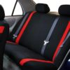 car seat covers FB054013 red 04