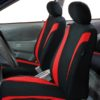 car seat covers FB054102 red 03