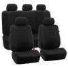 car seat covers FB054115 black 01